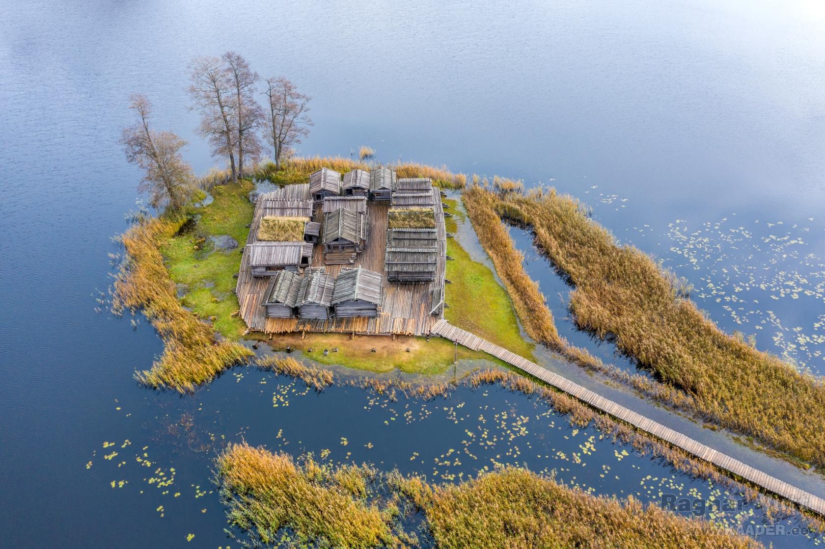 Āraišu Ezerpils arheoloģiskā parka darbība līdz 12. maijam