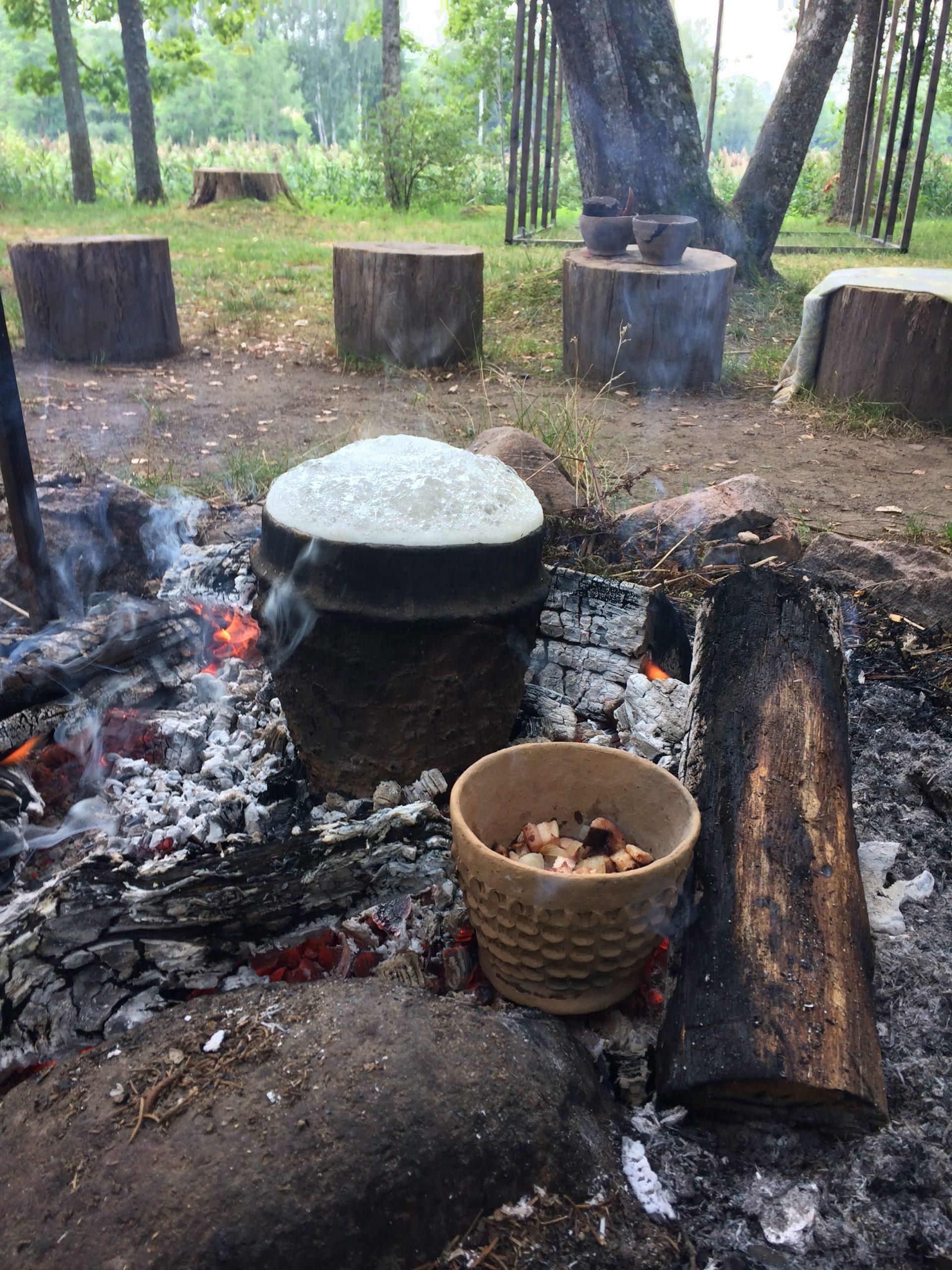 Āraišu ezerpils Arheoloģiskajā parkā īpašs Jāņu piedāvājums!